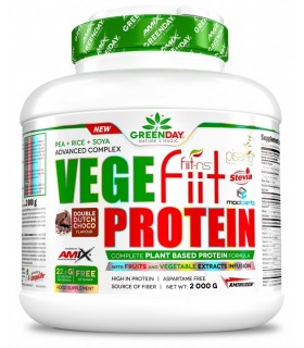 GREENDAY VEGEfiit PROTEIN - 2000 GR
