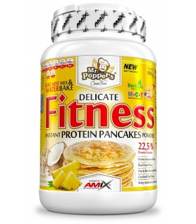FITNESS PROTEIN PANCAKES - 800 GR