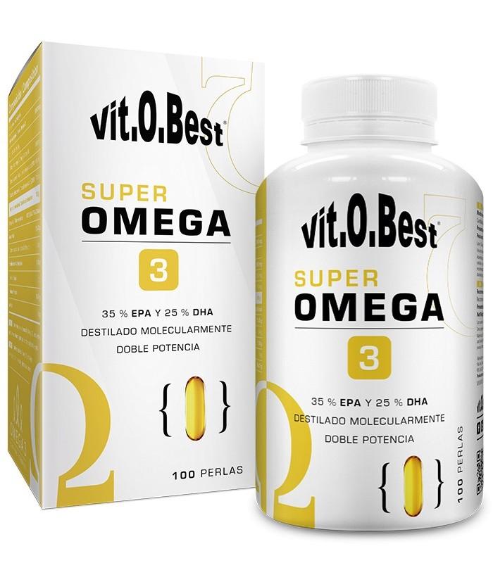Super Omega 3 Doble Potencia(100 perlas)