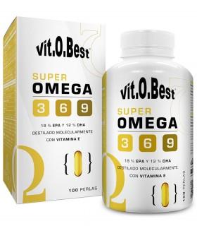 Super Omega 3-6-9(100 perlas)
