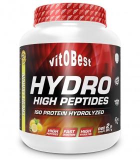 HYDROLYZED ISO PROTEIN - 908 GR
