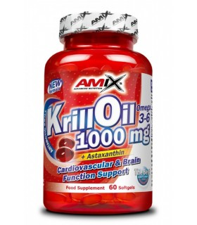 KRILL OIL 1000 MG - 60 CAPS