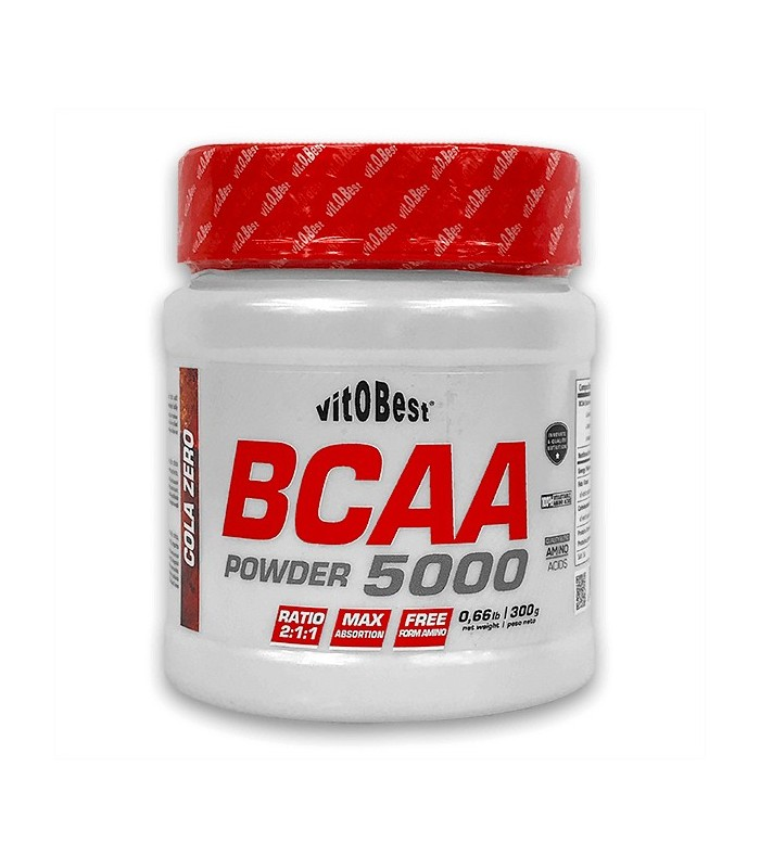 BCAA 5000 POWDER SABOR - 300 GR
